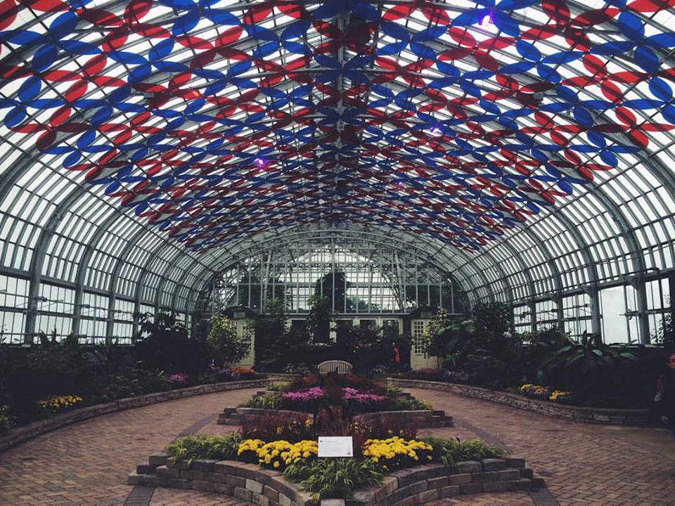 Weekend Retreat: Garfield Park Conservatory